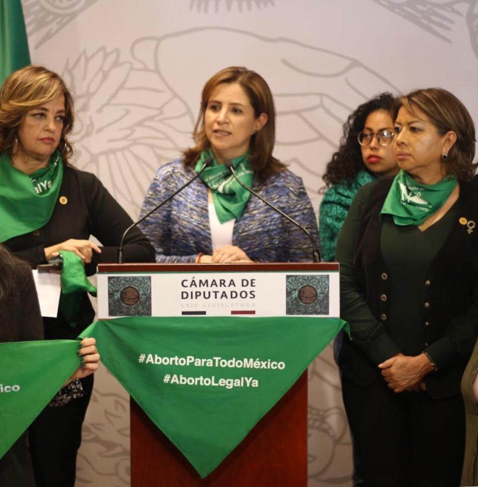 Martha Tagle's photo on Senadora