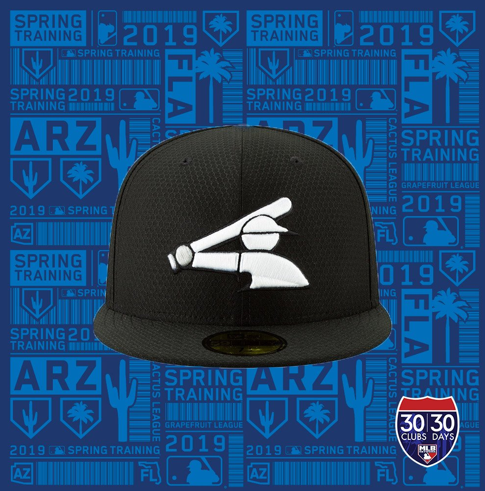 #30Clubs30Days comes your way from #SoxSpringTraining tonight at 7pm ET!  RETWEET now for your chance at a @whitesox @NewEraCap or buy one at  http:// MLBShop.com  &nbsp;  !  Rules in bio.<br>http://pic.twitter.com/5xksOdoGN8
