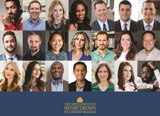 Nbcuniversal Telemundo Enterprises On Twitter Congratulations Beau Ferrari For Being Named A 2019 Henry Crown Fellow Of Aspeninstitute Alongside Other Incredible Leaders Hcf23 Aspenagln Https T Co Jlmxs2cokv