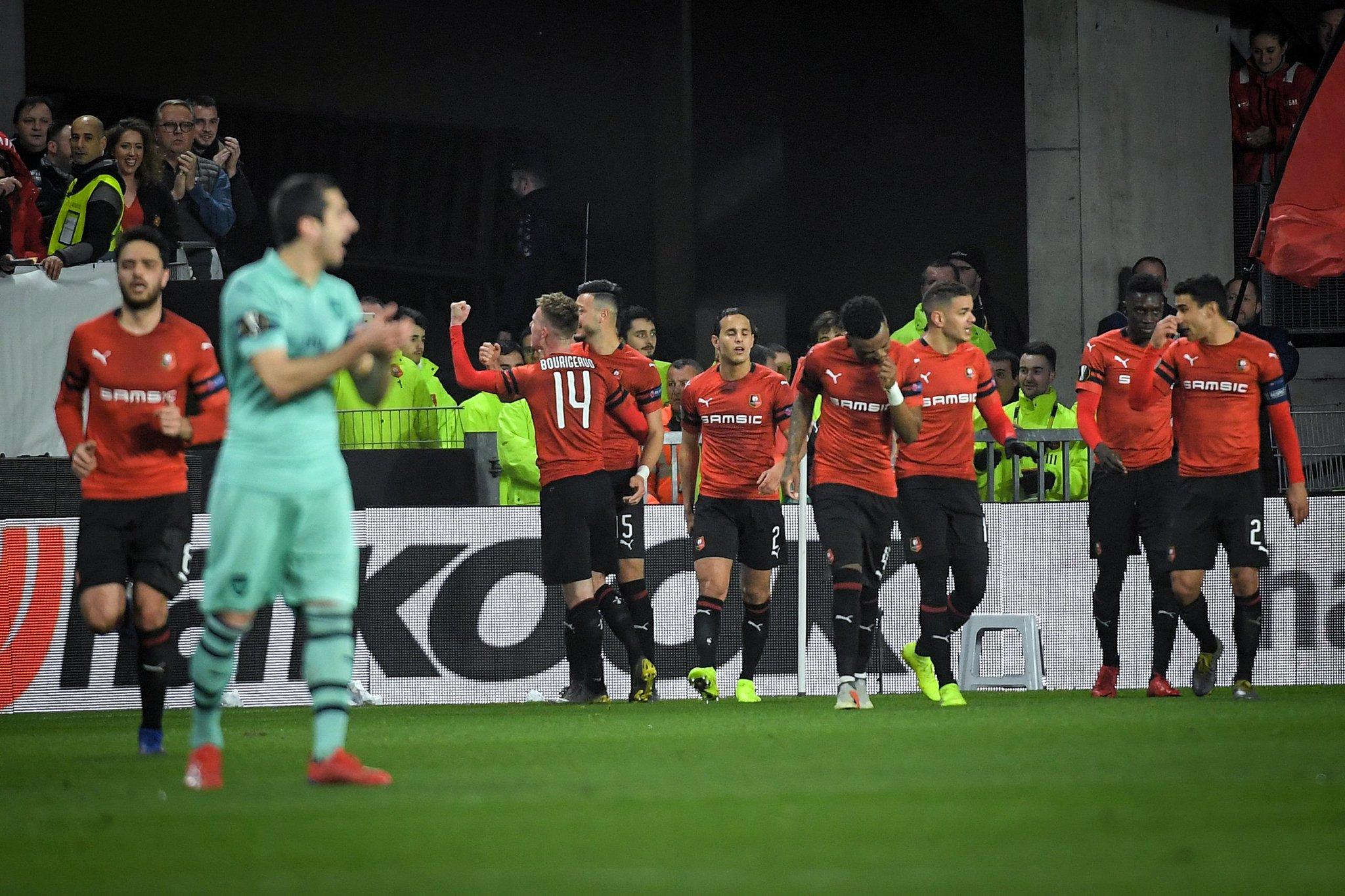 ไฮไล้ท์ ยูโรป้าลีก : แรนส์ 3-1 อาร์เซนอล