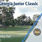 Image for the Tweet beginning: Pairings for the #SouthGeorgiaJuniorClassic at