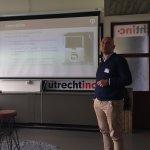 Image for the Tweet beginning: Druk bezochte #MedtechPartners meeting vandaag