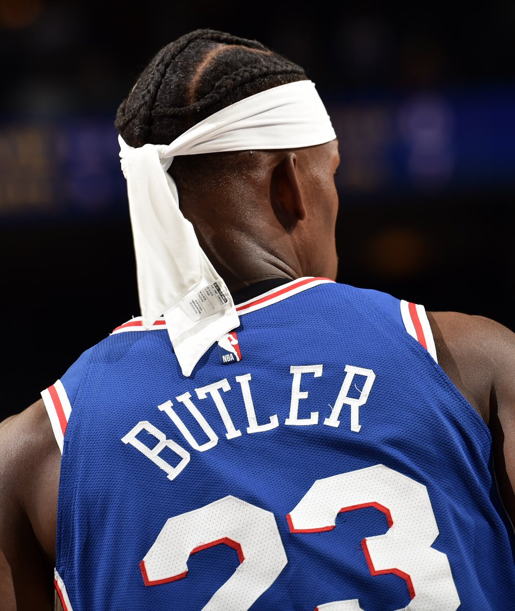 There's a new headband style in the NBA. You mess with the look?