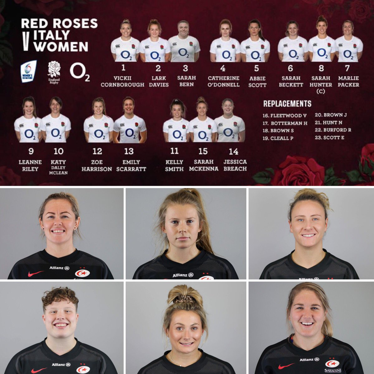 #RugbySaracens's photo on Six Nations