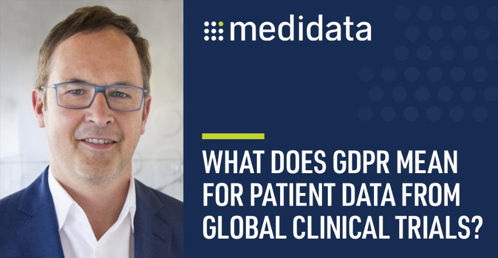 Are you wondering what The General Data Protection Regulation (GDPR) means for patient data from global clinical trials? @c_hebenstreit explains via @ThePharmaLetter.  http://bit.ly/2mNRxlb  #pharma #clinicaltrials #GDPR