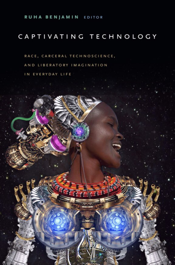 """""""Captivating Technology"""" brought to you by an amazing crew of scholars and coming to a book seller near you this June! @DukePress"""