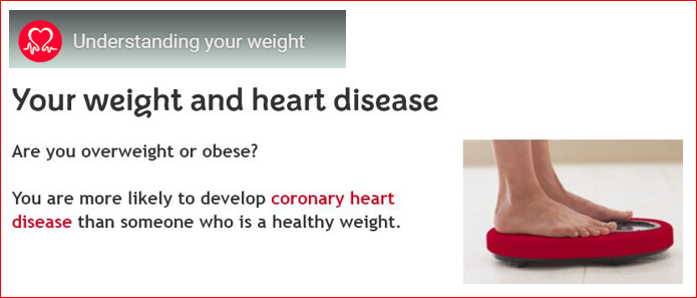 Weight Cv Risk What Can I Do To Keep My Heart Healthy The Good