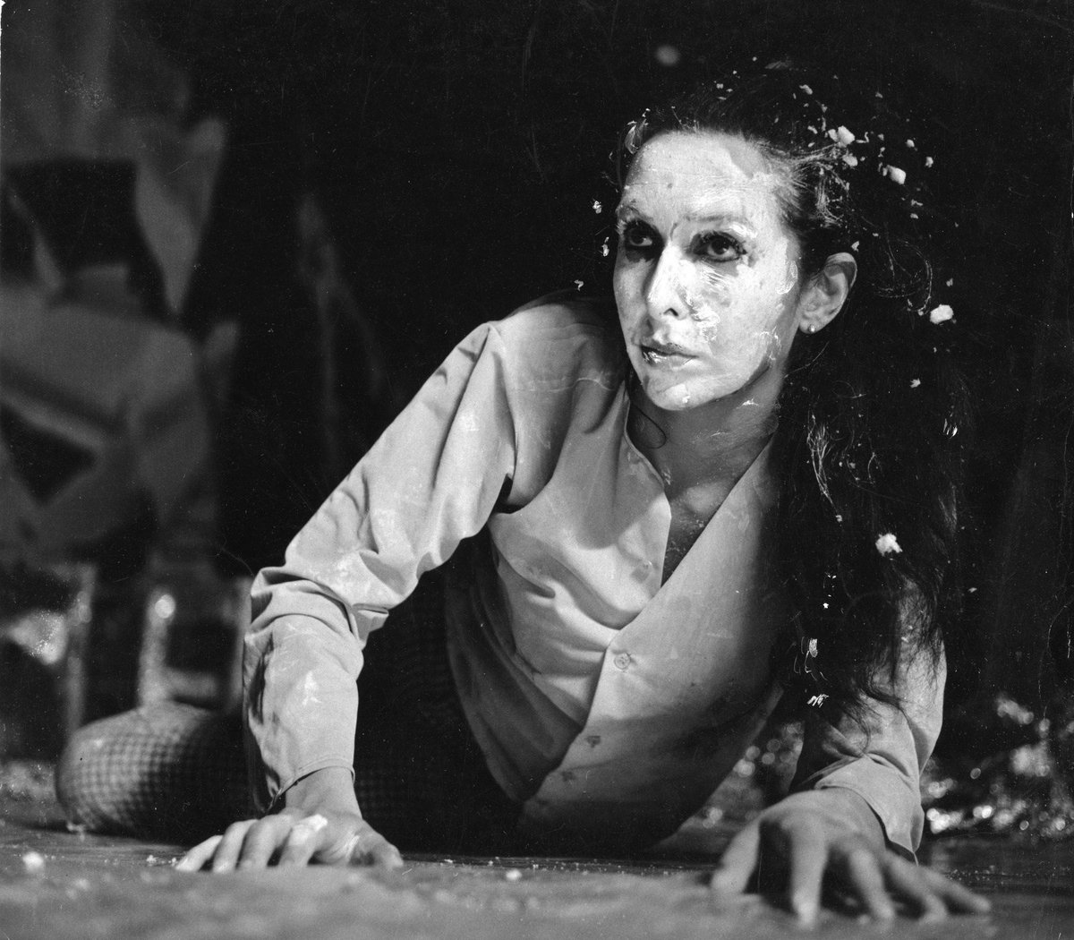 Remembering Carolee Schneemann … criterion.com/current/posts/…