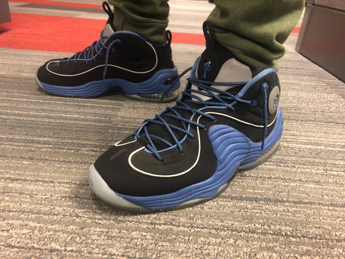 "a8892d0a97ea6  LiveServicesKicks with the HEAT today   stillzori - Nike Air Penny II  ""Varsity Blue""  emesola - Adidas NMD R1 ""Reflective Black""  tjroopEA - Air  Jordan I ..."