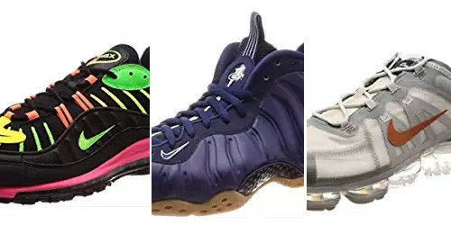 differently 665bf ac1a2 Amazon Kicks にて AIR MAX 98 NEON、AIR FOAMPOSITE ONE、AIR ...