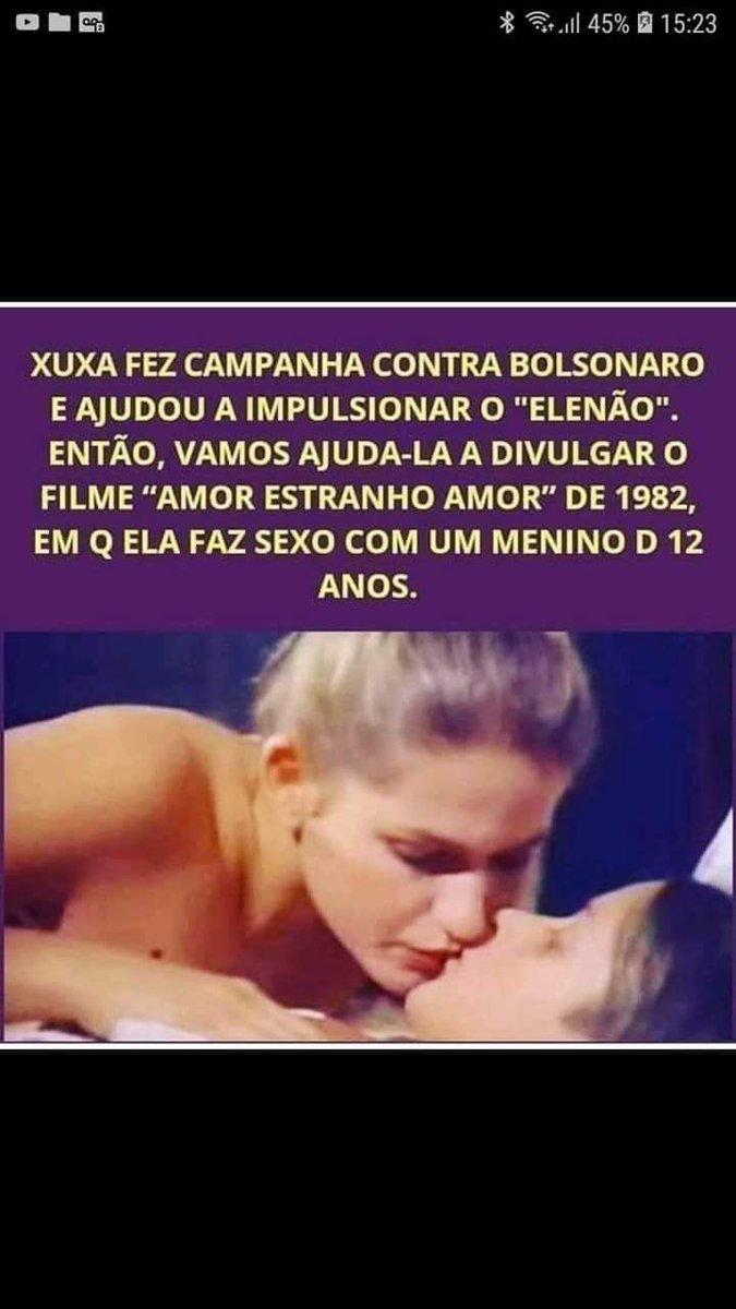 "Amor Estranho Amor 1982 xuxa a twitter: ""vamos aprender com eles. https://t.co"