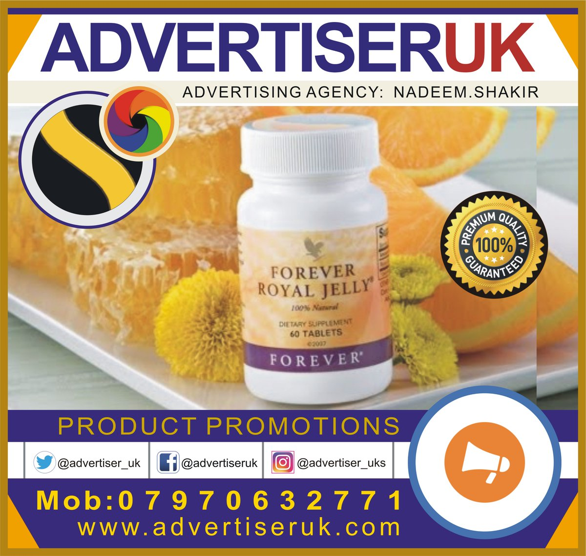 Forever Royal Jelly – Buy Now  https://www.foreverknowledge.info/index.php?id=product-catalogue&dist=440101711594&tx_pspproductapp_catalogueseo%5Baction%5D=product&tx_pspproductapp_catalogueseo%5Bcontroller%5D=Catalogue&tx_pspproductapp_catalogueseo%5Bproduct%5D=840&tx_pspproductapp_catalogueseo%5Bcategory%5D=78005…  Forever #Royal #Jelly is made for royalty! Natural royal jelly is an extremely #nutritious and #biochemically complex #honey #bee secretion. It's a rich milky substance which consists of proteins, simple sugars, fatty acids