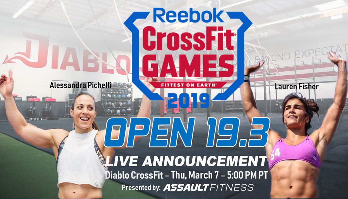 7b81152fcf7 The CrossFit Games on Twitter