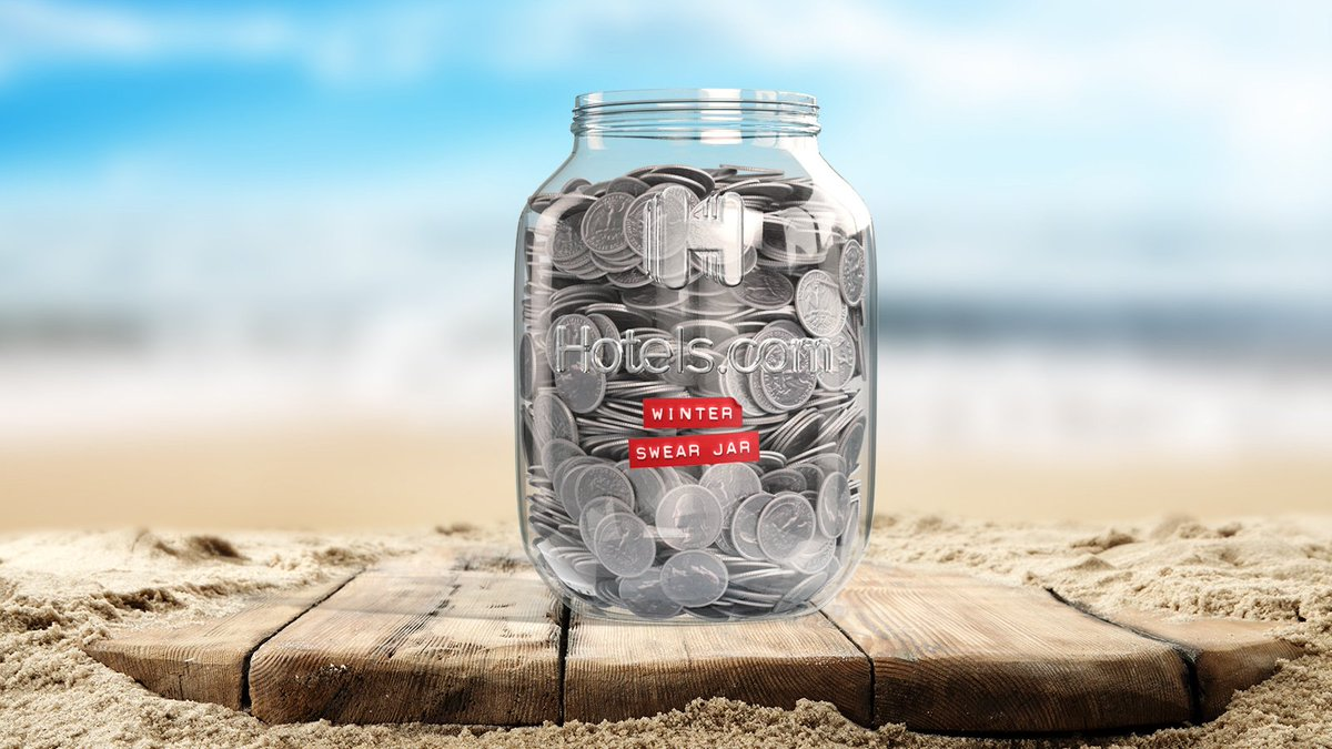 We considered giving our sixth #WinterSwearJar to our foul-mouthed but smart-as-f**k social media manager, but our lawyers advised against it. Instead, it's going to a lucky f**ker named @wanderingmn. Check your dms, Christie, there are a s**t ton of quarters in there.