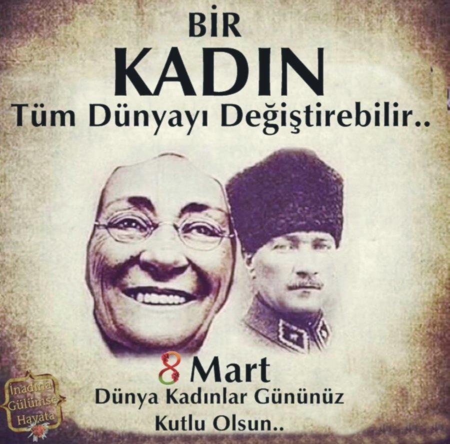 Saffet Sancaklıs Tweet Ey Kahraman Türk Kadını Sen Yerde