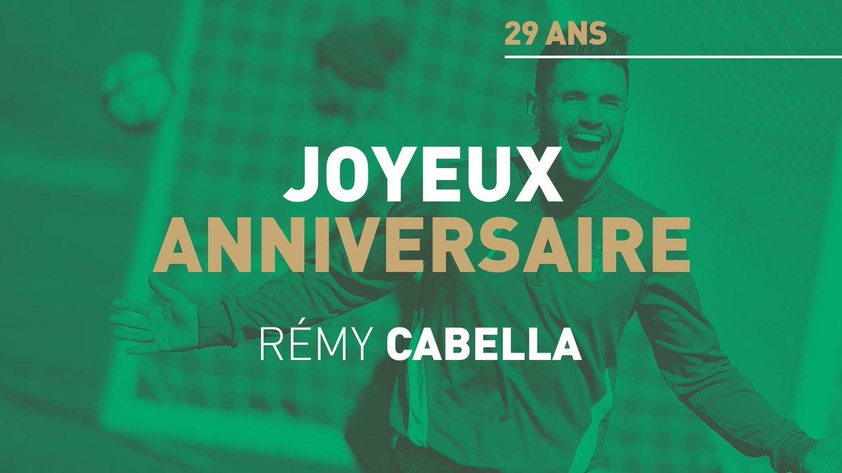 As Saint Etienne On Twitter Joyeux Anniversaire Remycabella