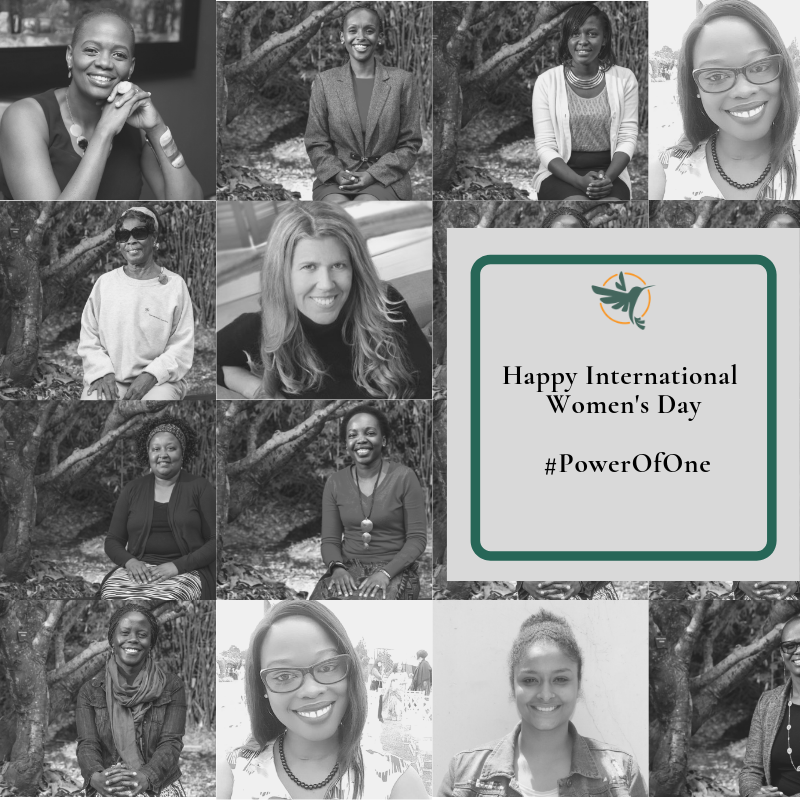 To the women who make it all happen in the Foundation. We celebrate you today. #IWD2019