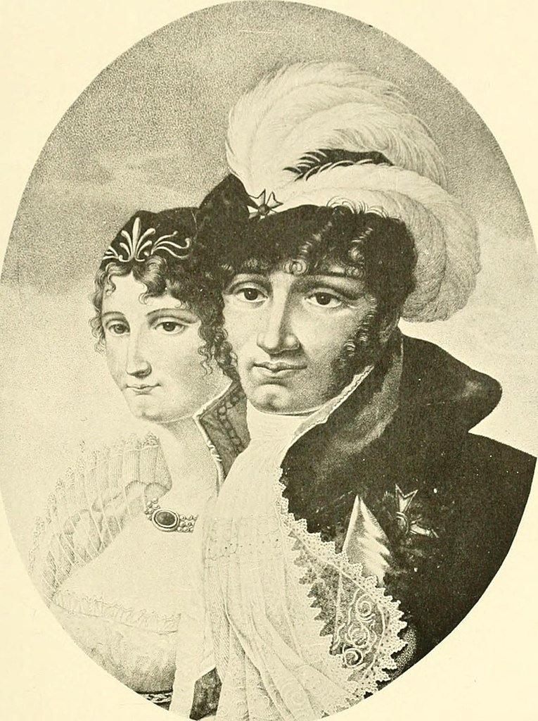 """財布を忘れて愉快なオーストリア大公妃 على تويتر: """"ナポレオンの妹 ..."""