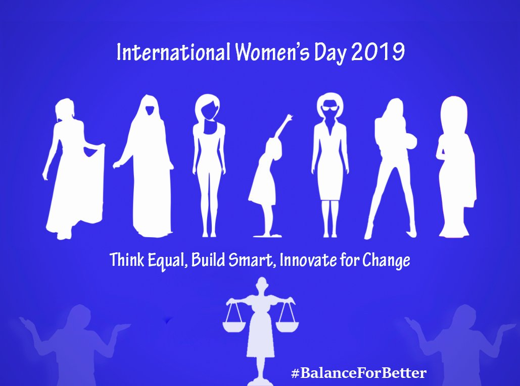We celebrate the women who took it to themselves to stand up against all forms of gender inequalities,gender indifferences and gender discrimination, the women who set an example for us to follow! We commemorate this day with all of you! #Balance4Better #IWD2019 #HakiHainaJinsia