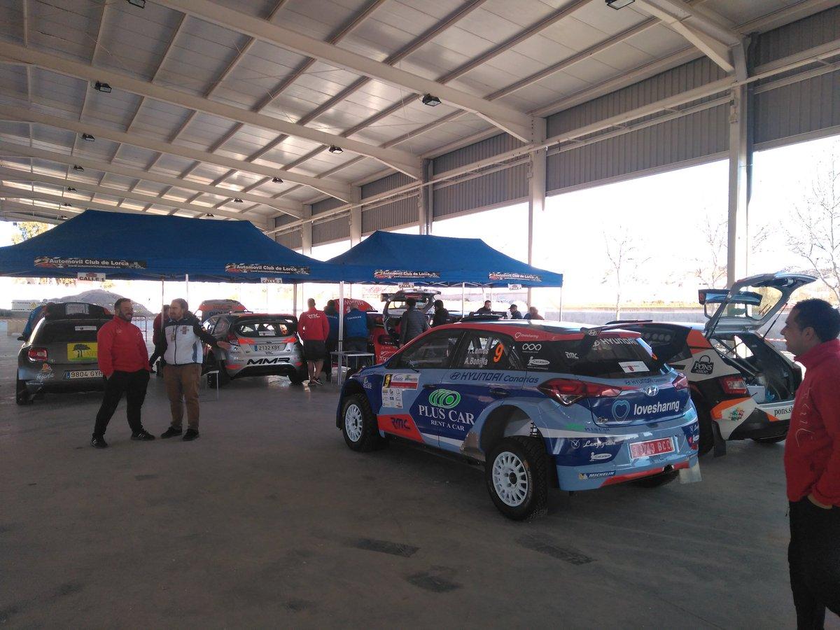 SCER + CERT: VIII Rallye Tierras Altas de Lorca [8-9 Marzo] D1HzJsqVAAIo5QA