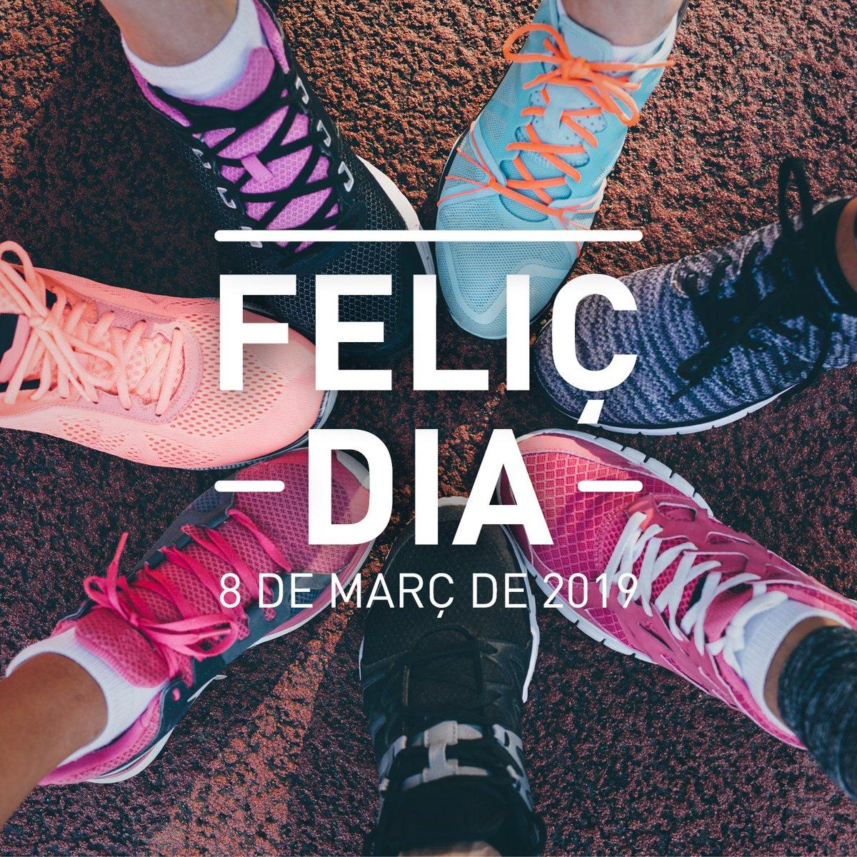 Feliç Dia de la Dona a totes!! ❤️❤️❤️ #DiadelaDona #wecandoit #igualtat