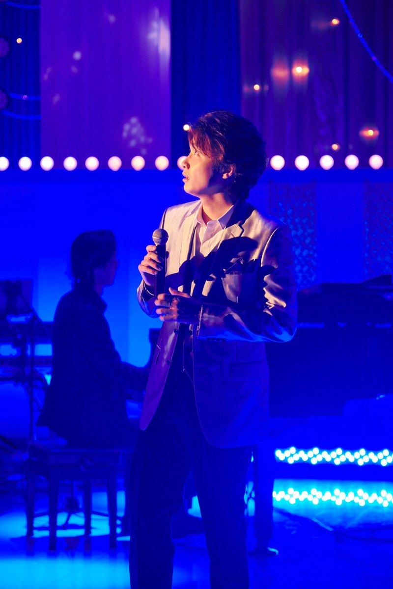 グリブラ 第23話歌コーナーの思い出井上芳雄 さんの「この星空」 きらきらと輝く星空のように美しい芳