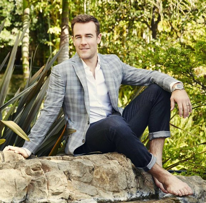 HAPPY BIRTHDAY JAMES VAN DER BEEK - 08. March 1977. Cheshire, Connecticut, USA