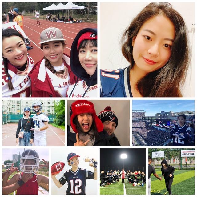 Here's to strong women in China and around the globe 🏈 Happy #InternationalWomensDay! #IWD2019 #NFLChina https://t.co/WYSBe09FZo