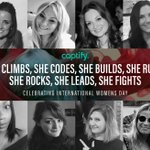 Today and every day we salute the incredible women of Captify across the globe #IWD2019    (a few of the many!)