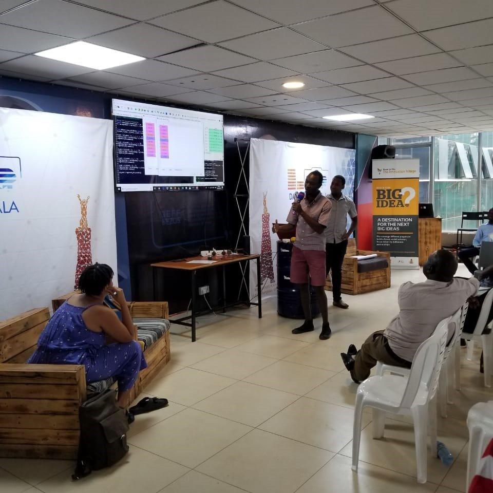 DataFestKampala tagged Tweets and Download Twitter MP4 Videos | Twitur