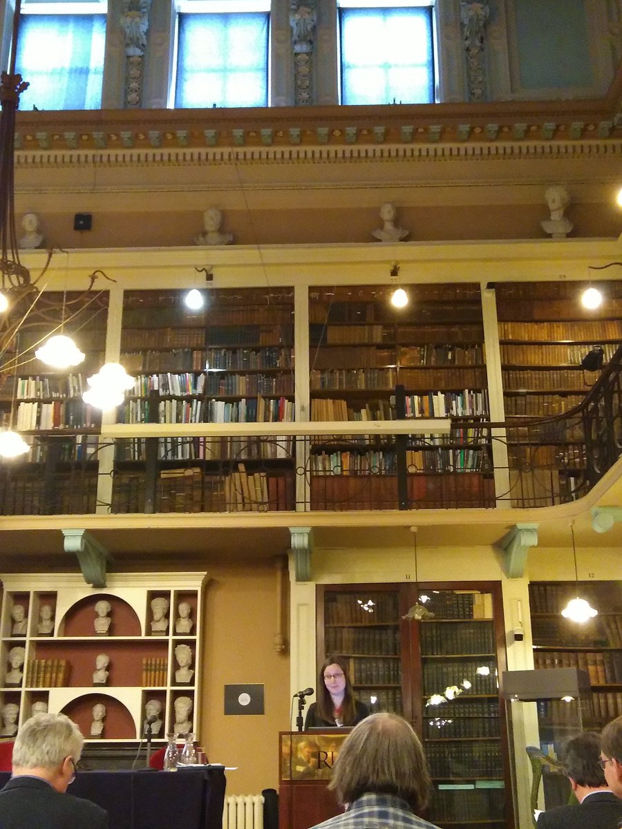 test Twitter Media - RT @Naoicea: @ChantalKobel of @SCSLibrary @DIAS_Dublin on the ignored texts of #23N10 in @Library_RIA ! https://t.co/rYIPHW5qwf