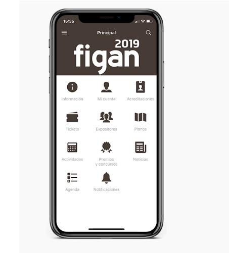 Ya puedes descargar la app oficial de #Figan2019 Si quieres organizar tu visita esta es la mejor opción, ya que dispone de toda la información  que necesitas. 📲https://t.co/91GdXryuci https://t.co/DWhpoGc6m4