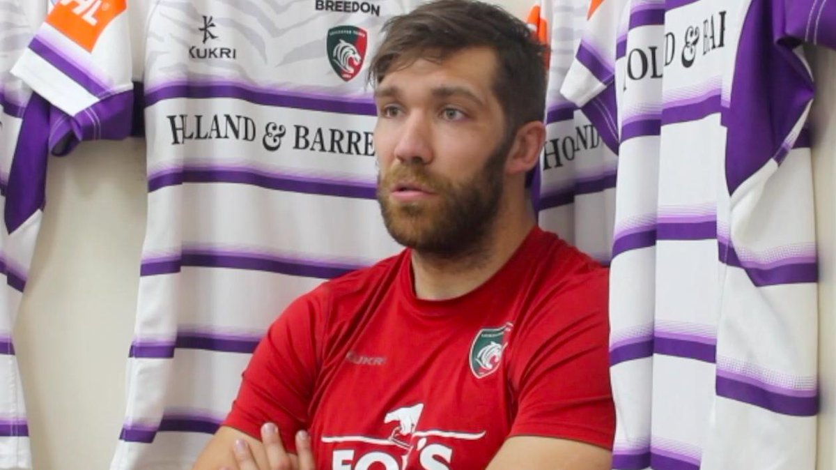 Leicester Tigers's photo on Sharks