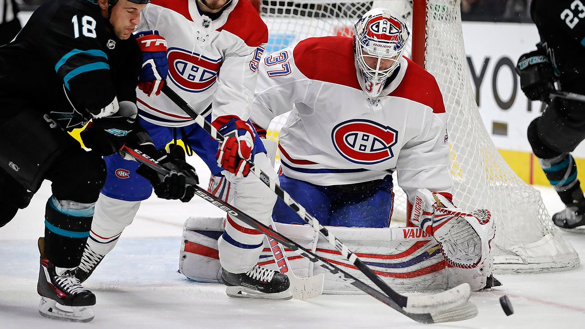 Montreal Canadiens's photo on Sharks