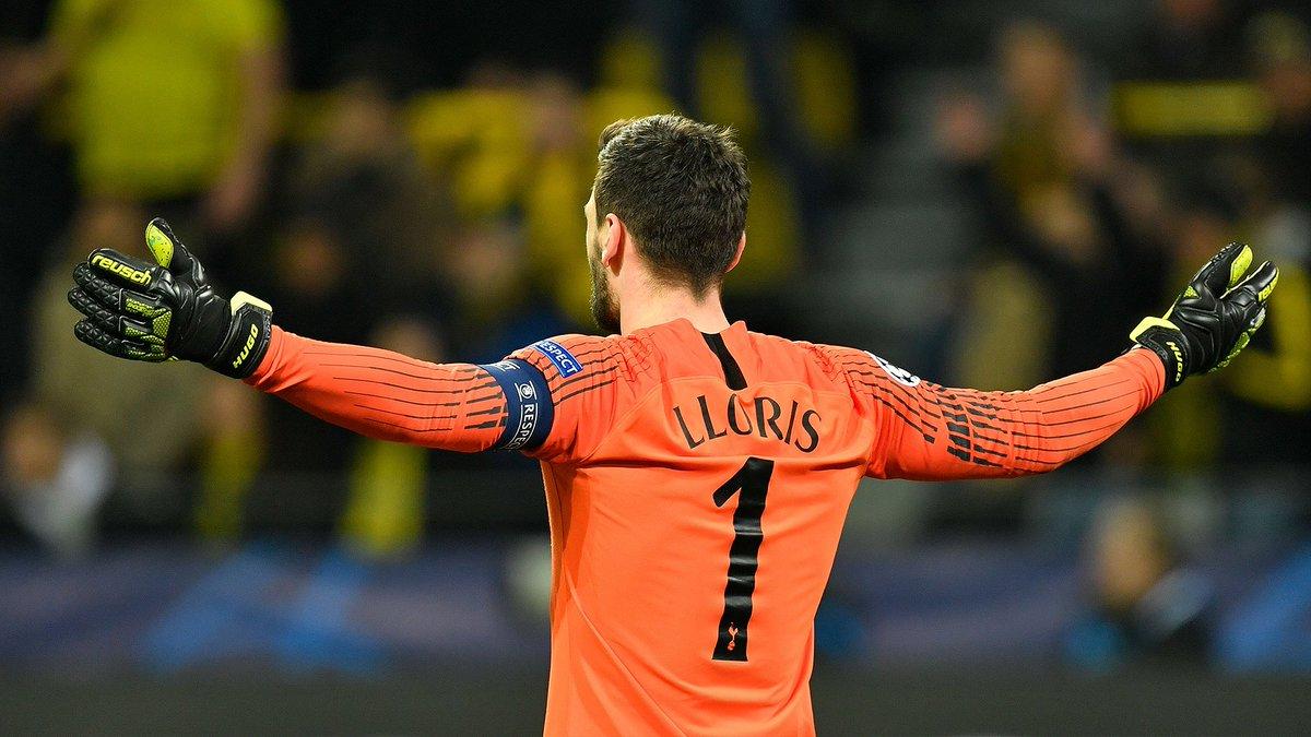 Tottenham Hotspur's photo on Dortmund