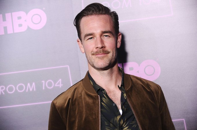 Happy Birthday James Van Der Beek!