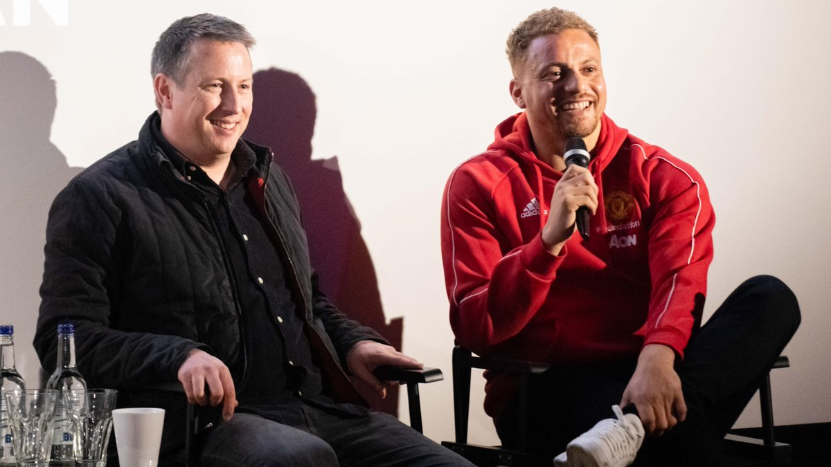 🎥Watch as Wes Brown and movie director Joe Cornish host a special Foundation screening of The Kid Who Would Be King (@KidWouldBeKing)