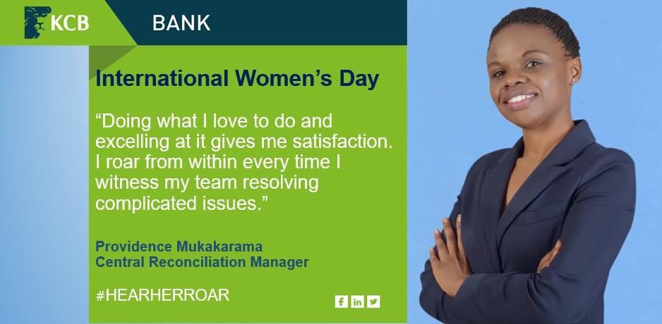 KCB BANK RWANDA's photo on Roar