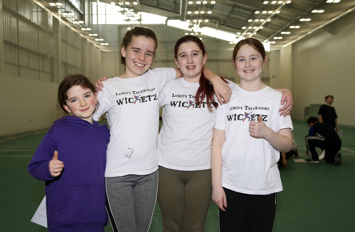 On #InternationalWomensDay we're excited to announce that due to record numbers of girls attending our Wicketz programme, we will be hosting the first ever Girls Wicketz Festival at @ReptonSchool this August!  More 👉 http://bit.ly/GirlsWicketz  #SportingChances #IWD2019