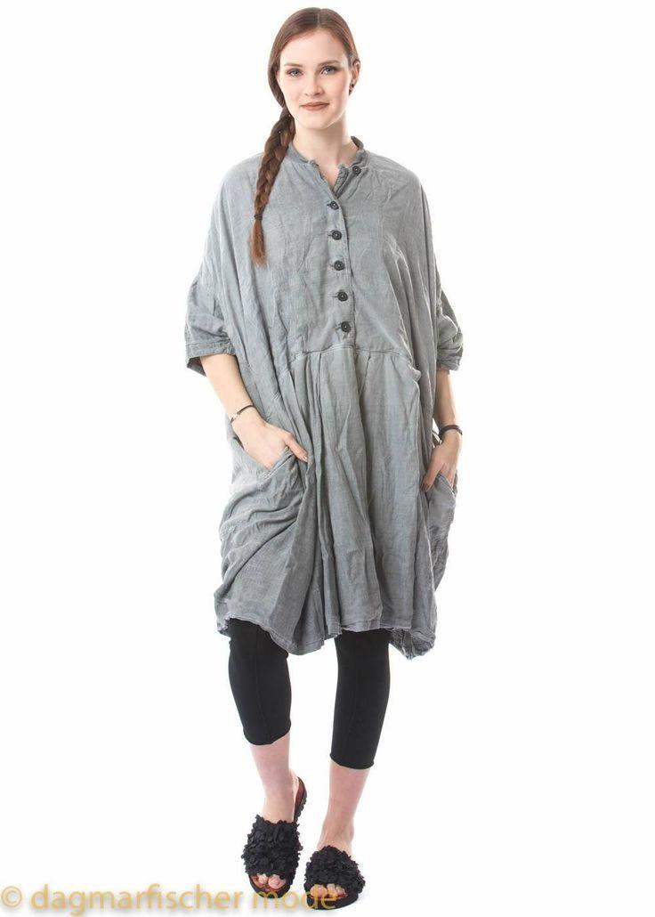 21bbc49fc14d2f Oversize Kleid in Faben der Saison von RUNDHOLZ DIP - dagmarfischer mode
