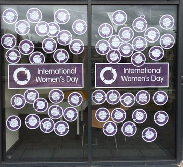 Women's Day - IWD - #IWDpledgewall