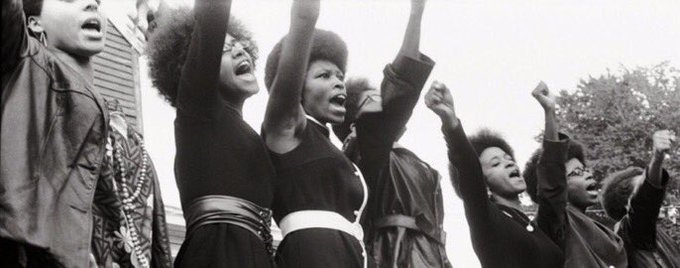 A Woman's Place is in the Revolution #InternationalWomensDay