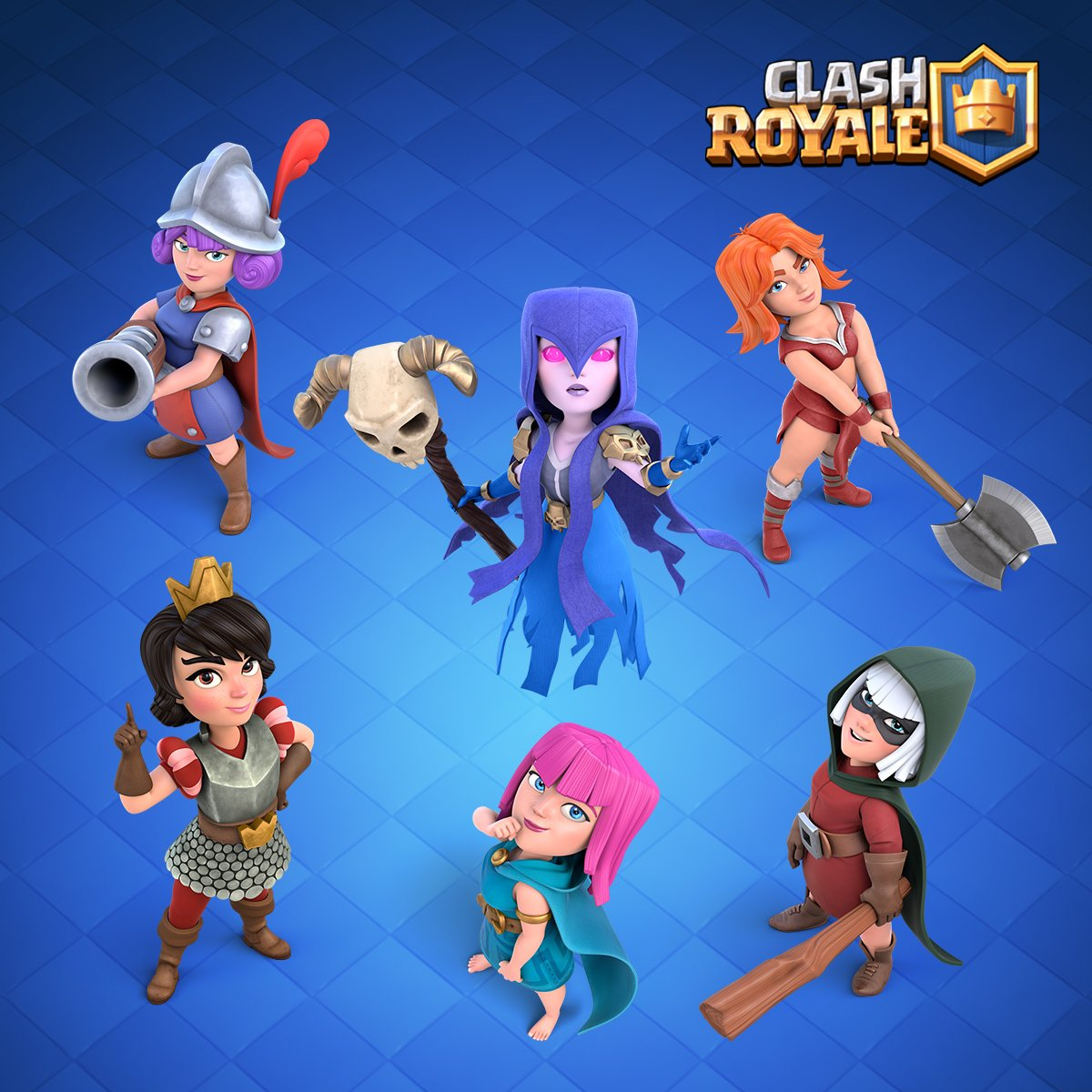 Throughout March we are celebrating the women of Royale with unique Quests, Challenges and more! 🙆♀️  Happy #InternationalWomensDay to all our Legendary Ladies out there in the Arena 💪 https://t.co/1DfvrdDjQC