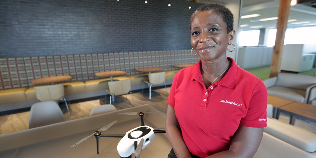 Drone pilots like Shelley Cole are going higher, further and faster and we couldn't be more inspired! http://st8.fm/pilots  #InternationalWomensDay #BalanceforBetter