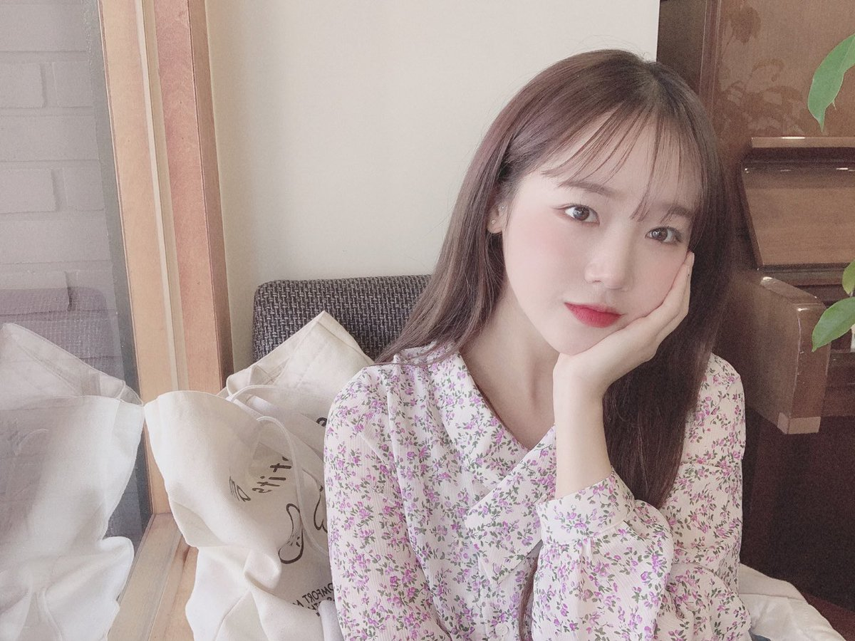 오늘의자장가🎶  XGIE - 그냥 (JUST)  잘자여 키링😃 굿나잇🌼 💐💗💐💗💐💗💐  #위키미키 #최유정 🌻 #잘자_키링♡