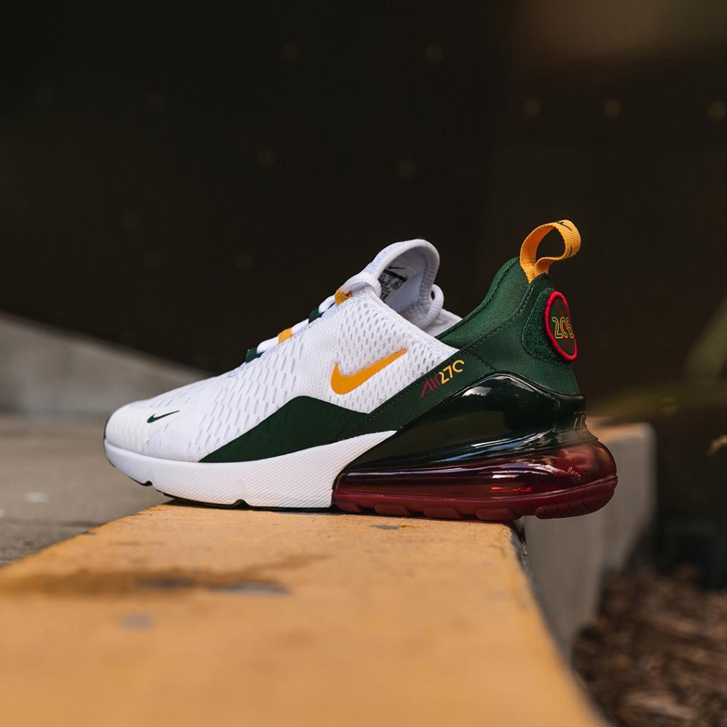 Emerald City. The #Nike Air Max 270