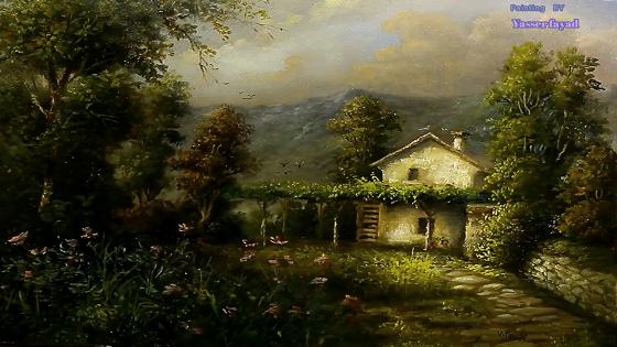 Oil Painting Farm House Landscape By Yasser Fayad https://t.co/I629R6dC0z  …    via @YouTube #oilpainting, #artist, #art, #paintings, #pleinair, #gallery, #drawing, #wildlifeart,  #arthistory https://t.co/3P9sYkN0bG