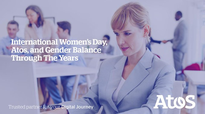 """""""Gender balance provides game-changing solutions that position us all for success. And, when..."""