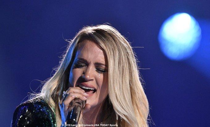 Happy birthday Carrie Underwood!! -