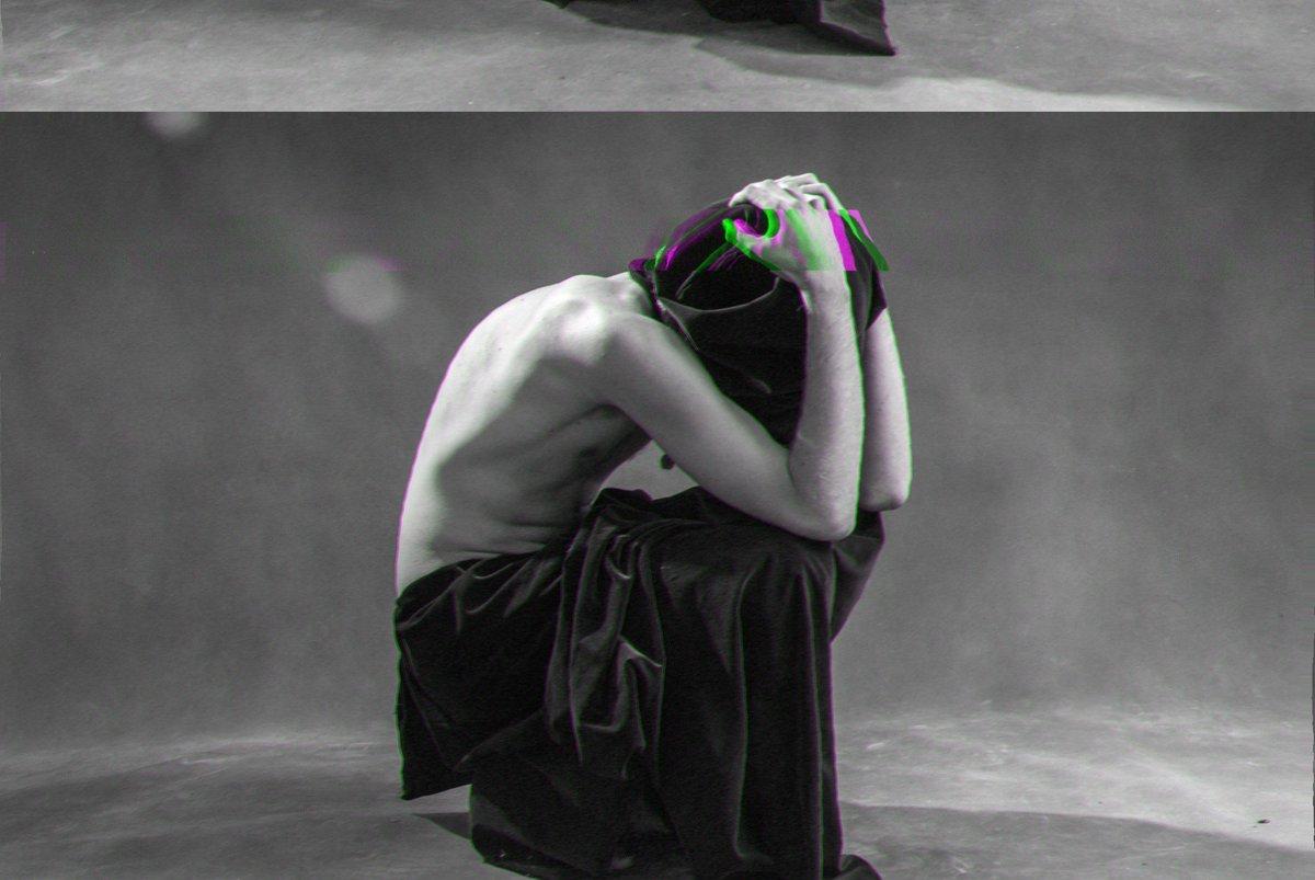 http://Youtube com/cyborgscream #art #aesthetic #sad #glitch